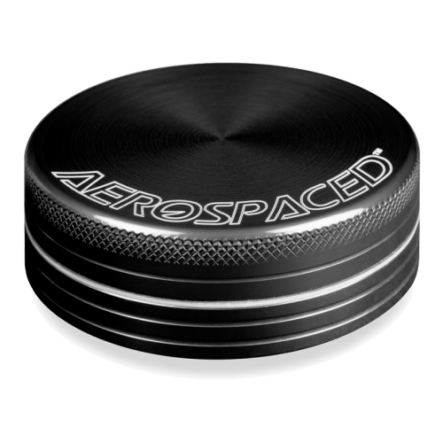 AEROSPACED-2PIECE-GRINDERS-Black