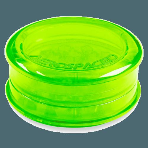 AEROSPACED-ACRYLIC-3PIECE-GRINDER-GREEN