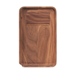 marley wooden tray