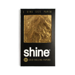 Shine 24K Gold King Size Paper
